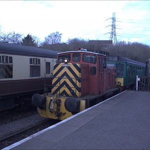 Avon Valley Railway DMU Week Feb 2019