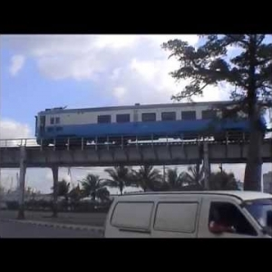 Cuba Railways Up and Under Havana - YouTube