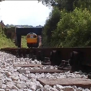 Duffield Junction Ecclesbourne Valley Railway - YouTube