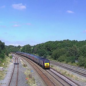 Clay Cross North Junction - YouTube