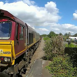 Syston Station Interlude - YouTube