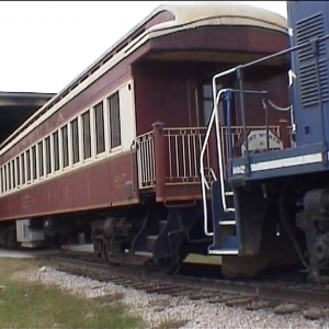 Fort Worth & Western Railroad - Grapevine Vintage Railroad - 2005 - YouTube