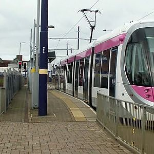 Midland Metro The Royal Wolverhampton - YouTube