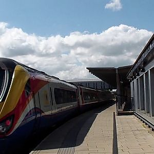 Derby Station July Interlude - YouTube