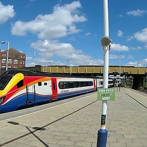 Leicester Station Interlude 1 - YouTube
