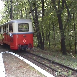 Budapest Childrens Railway - YouTube