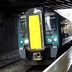 Smethwick Galton Bridge Station - YouTube