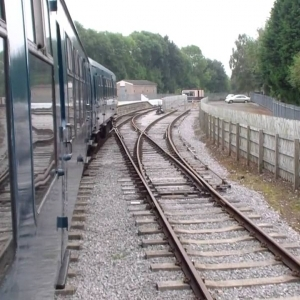 Ecclesbourne Valley Railway Then and Now - YouTube