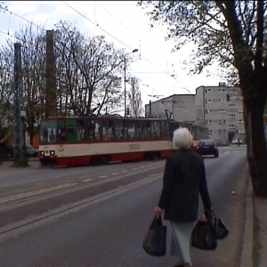 Gdansk Trams   A little local difficulty - YouTube