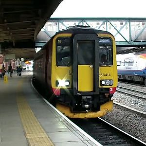 Nottingham Station - October Interlude - YouTube