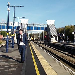 Bromsgrove Station - YouTube