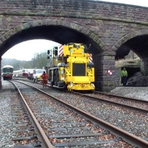 Ecclesbourne Valley Railway   even bigger beast - YouTube